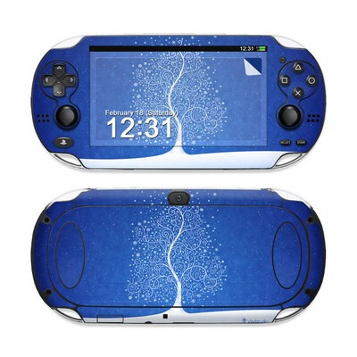 Sony PS Vita Skin - Snowflakes Are Born