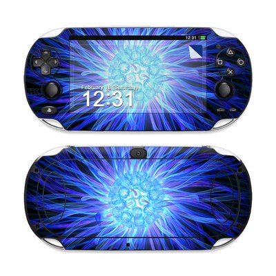 Sony PS Vita Skin - Something Blue