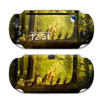 Sony PS Vita Skin - Secret Parade