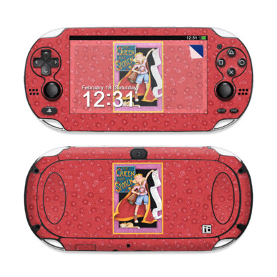 Sony PS Vita Skin - Queen Has Spoken