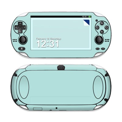 Sony PS Vita Skin - Solid State Mint