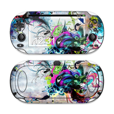 Sony PS Vita Skin - Streaming Eye