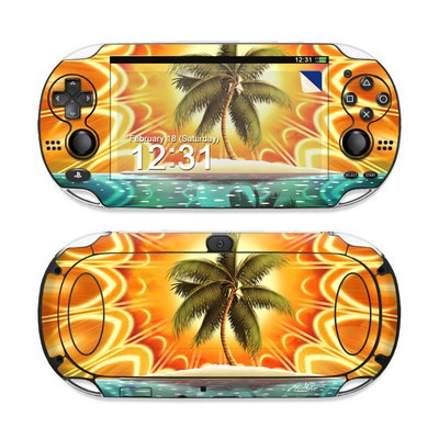 Sony PS Vita Skin - Sundala Tropic