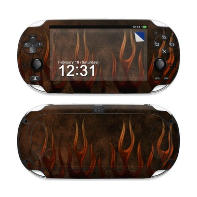 Sony PS Vita Skin - Temple of Doom