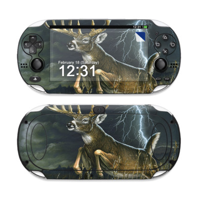 Sony PS Vita Skin - Thunder Buck