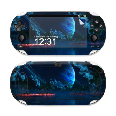 Sony PS Vita Skin - Thetis Nightfall