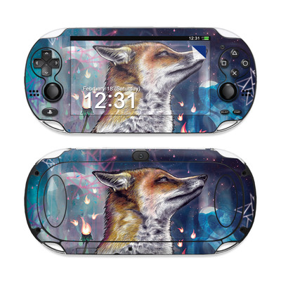 Sony PS Vita Skin - There is a Light