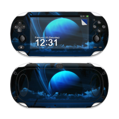 Sony PS Vita Skin - Tropical Moon