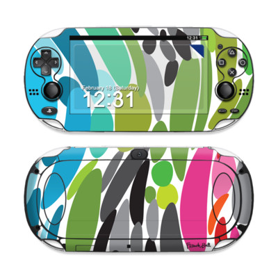 Sony PS Vita Skin - Twist