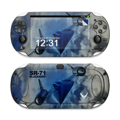 Sony PS Vita Skin - Blackbird