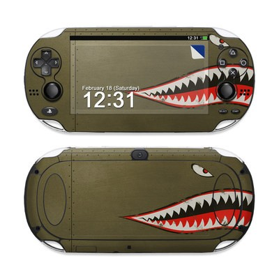 Sony PS Vita Skin - USAF Shark