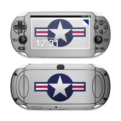 Sony PS Vita Skin - Wing