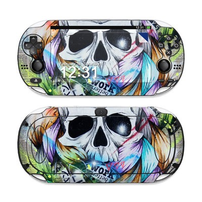 Sony PS Vita Skin - Visionary