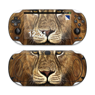 Sony PS Vita Skin - Warrior