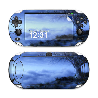 Sony PS Vita Skin - World's Edge Winter