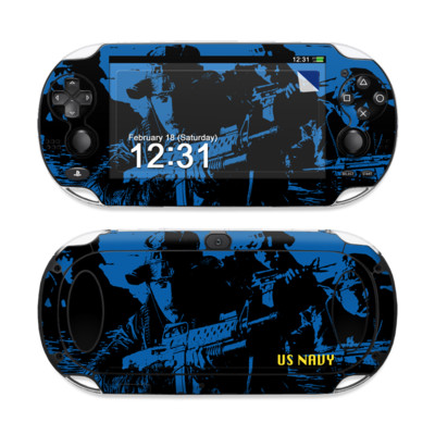 Sony PS Vita Skin - Water Heist