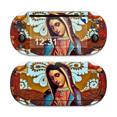 Sony PS Vita Skin - Winged Guard