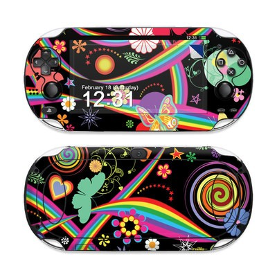 Sony PS Vita Skin - Wonderland