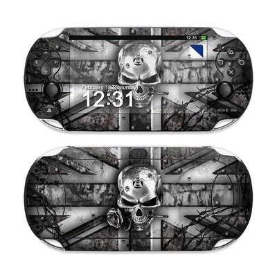 Sony PS Vita Skin - Wrought Iron