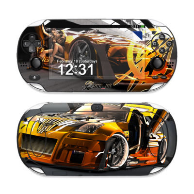 Sony PS Vita Skin - Z33 Light
