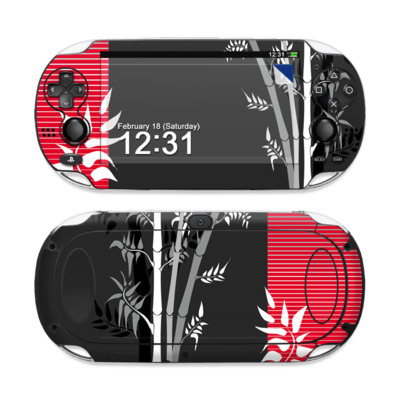 Sony PS Vita Skin - Zen Revisited