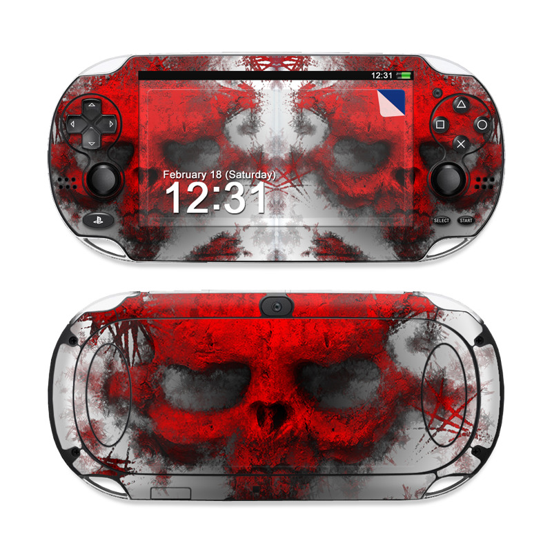 Vita Wallpapers: Sony PS Vita Skin - War Light By Gaming