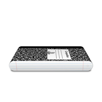 Sony PS Vita TV Skin - Composition Notebook