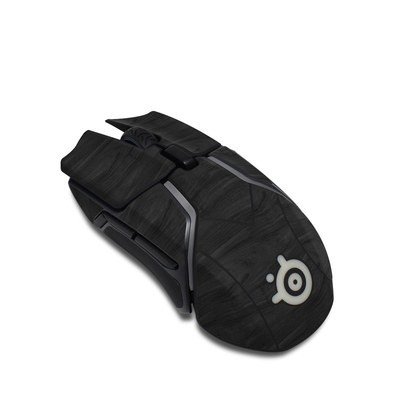 SteelSeries Rival 600 Gaming Mouse Skin - Black Woodgrain