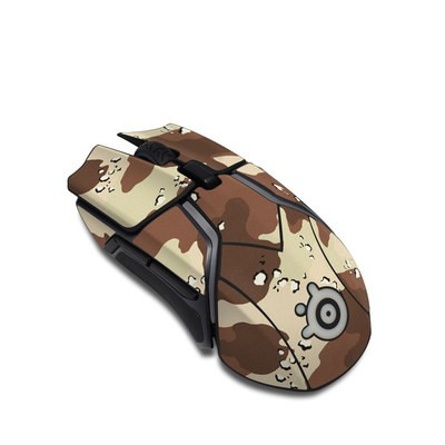 SteelSeries Rival 600 Gaming Mouse Skin - Desert Camo