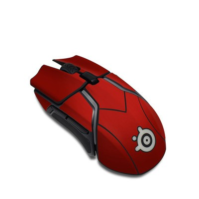 SteelSeries Rival 600 Gaming Mouse Skin - Red Burst