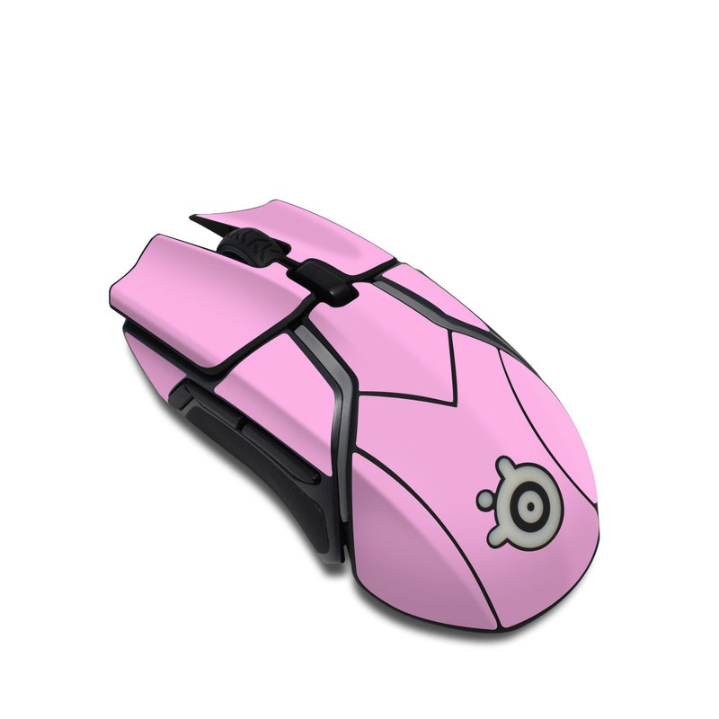 faf4c516def Steelseries Rival 600 Gaming Mouse Skin Solid State Pink By Solid