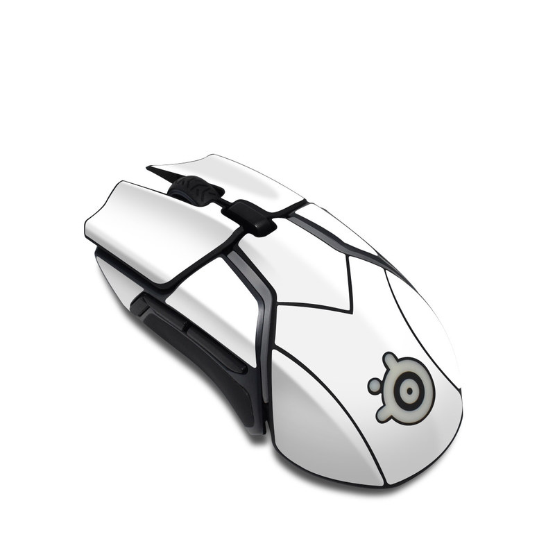 SteelSeries Rival 600 Gaming Mouse Skin - Solid State White