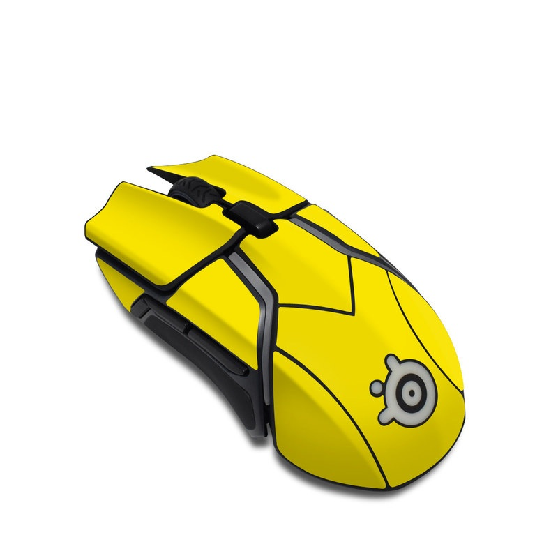 Gaming Mouse Yellow