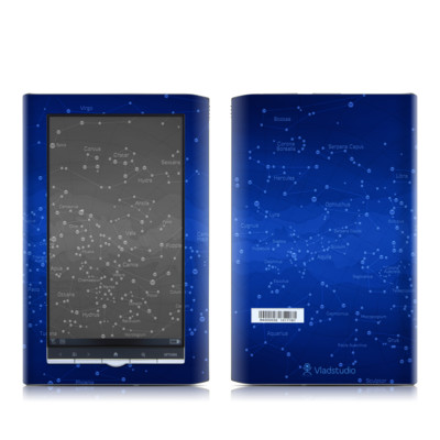 Sony PRS-950 Reader Skin - Constellations