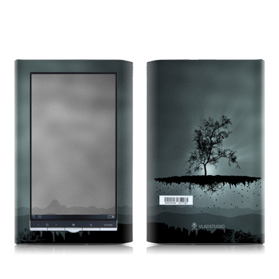 Sony PRS-950 Reader Skin - Flying Tree Black