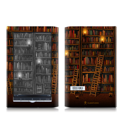 Sony PRS-950 Reader Skin - Library