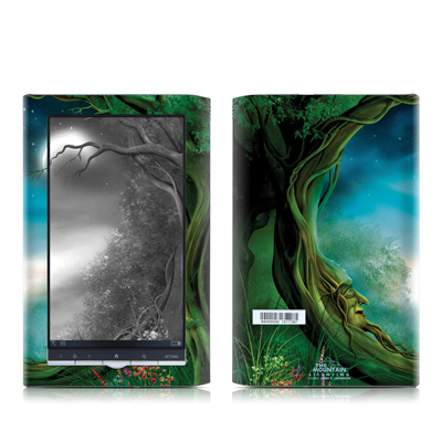Sony PRS-950 Reader Skin - Moon Tree