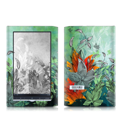 Sony PRS-950 Reader Skin - Sea Flora