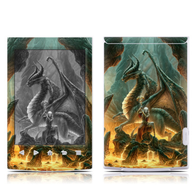 Sony Reader PRS-T2 Skin - Dragon Mage
