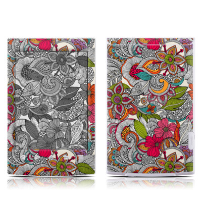 Sony Reader PRS-T2 Skin - Doodles Color