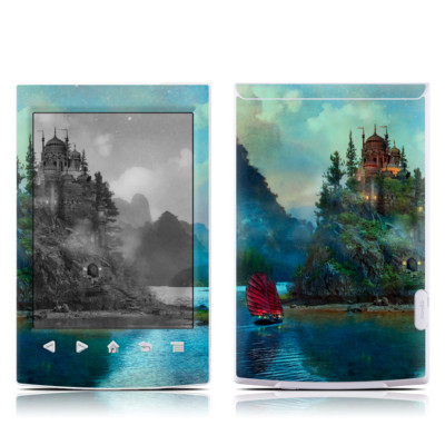 Sony Reader PRS-T2 Skin - Journey's End