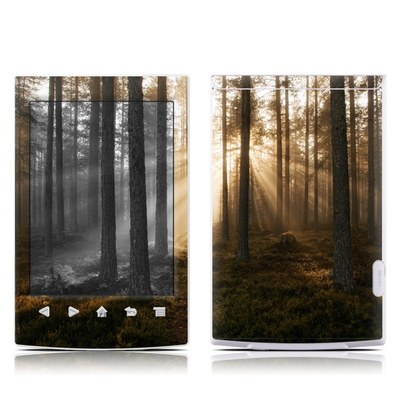 Sony Reader PRS-T2 Skin - Misty Trail