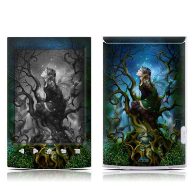 Sony Reader PRS-T2 Skin - Nightshade Fairy