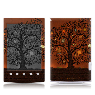 Sony Reader PRS-T2 Skin - Tree Of Books