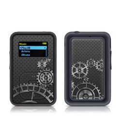 SanDisk Sansa Clip Plus Skin - Gear Wheel