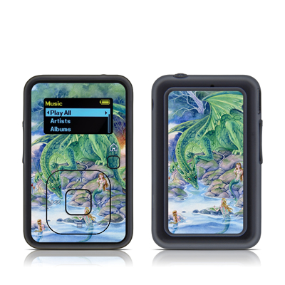 SanDisk Sansa Clip Plus Skin - Of Air And Sea