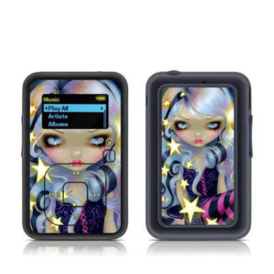 SanDisk Sansa Clip Plus Skin - Angel Starlight