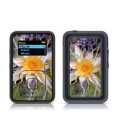 SanDisk Sansa Clip Plus Skin - Bali Dream Flower