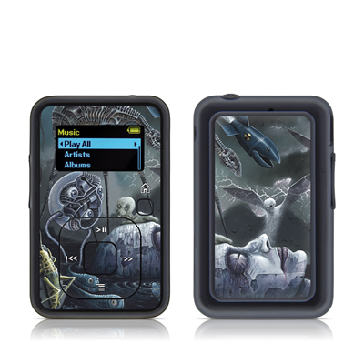 SanDisk Sansa Clip Plus Skin - Dreams