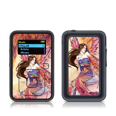SanDisk Sansa Clip Plus Skin - The Edge of Enchantment